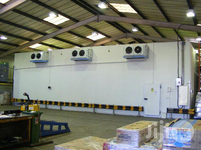 Industrial Walk In Cold Room & Carbin | Manufacturing Services for sale in Amuwo-Odofin, Lagos State, Nigeria