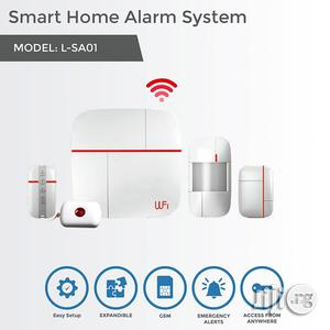 Wireless Smart Home Alarm System - Wifi, GSM & 3G | Safetywear & Equipment for sale in Delta State