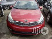 Kia Rio 2014 Red   Cars for sale in Lagos State, Ikeja