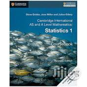 Cambridge International AS and a Level Mathematics: Revised Edition St | Books & Games for sale in Lagos State, Surulere