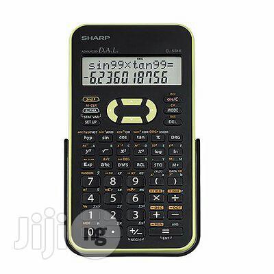 USA Sharp EL-531XBGR Engineering & Scientific Calculator