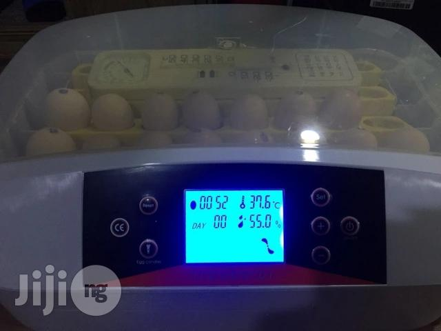 42 Eggs Automatic Egg Incubator | Farm Machinery & Equipment for sale in Ifako-Ijaiye, Lagos State, Nigeria