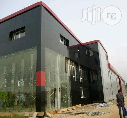 Wall Cladding And Aluminum Works