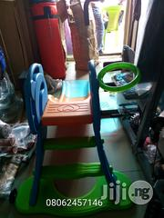 Brand New Children Slide With Basketball | Toys for sale in Rivers State, Port-Harcourt