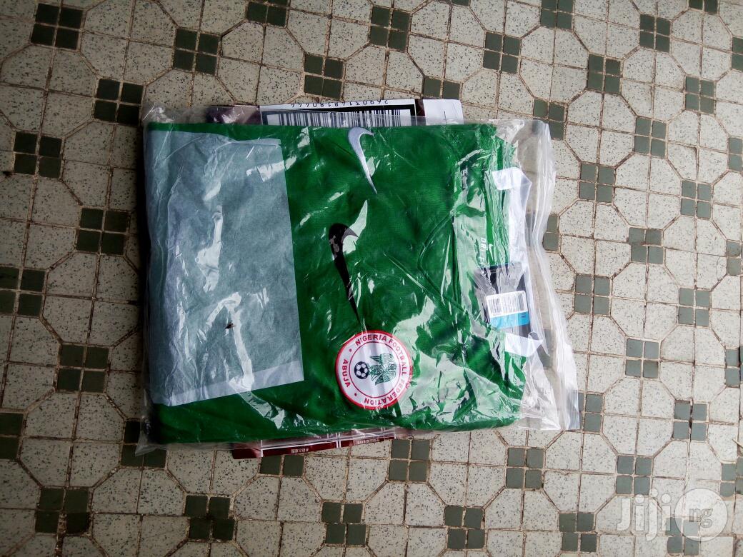 Nigeria Jersey Original | Clothing for sale in Surulere, Lagos State, Nigeria