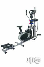 Exercise Bike With Stepper and Massager | Massagers for sale in Lagos State, Lekki Phase 1