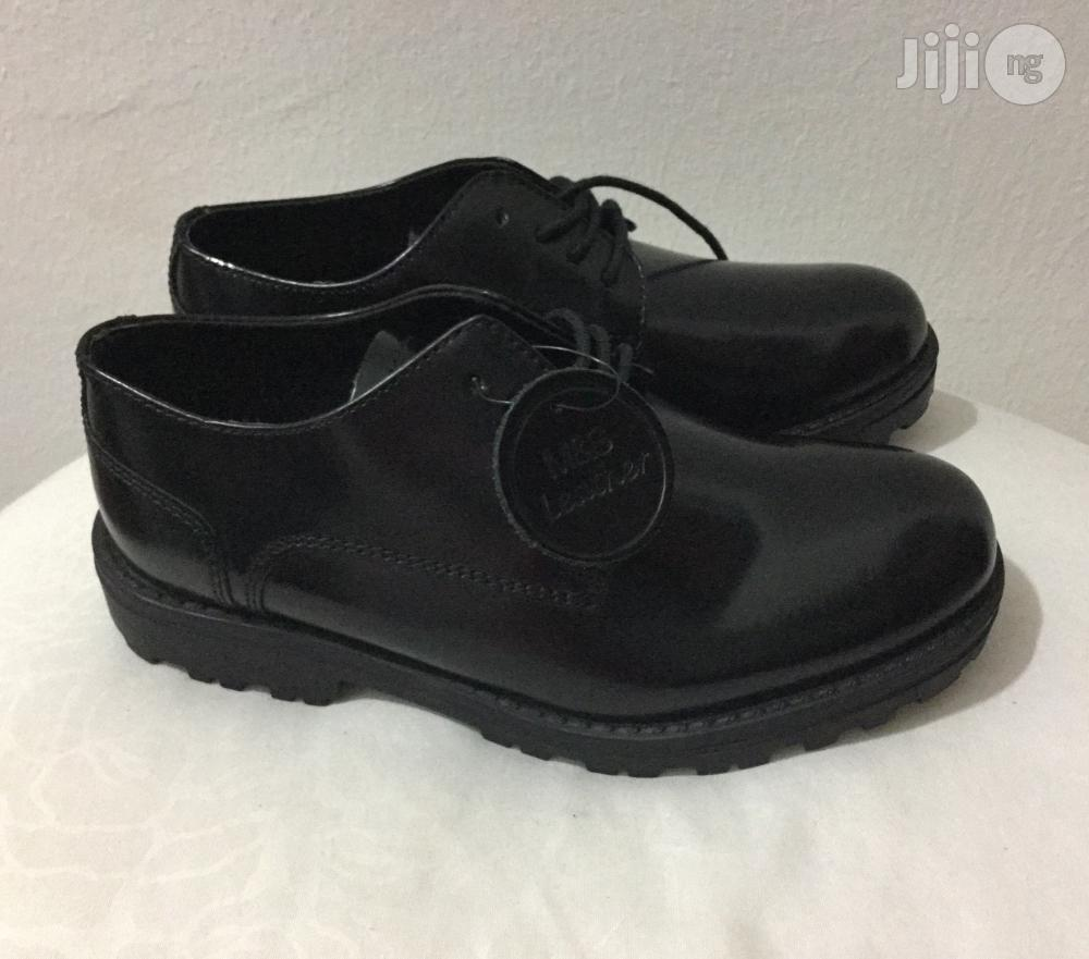 Clearance Sales Marks & Spencer Boys Patent Leather Oxford Lace Up | Children's Shoes for sale in Lagos State, Nigeria