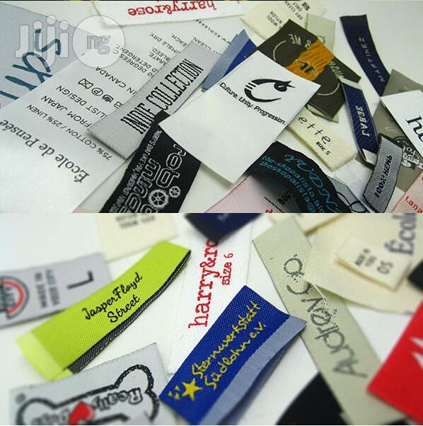 Promote Your Clothing Line With Top Notch Woven Cloth Label