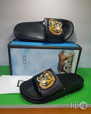 Quality Gucci Palm Slippers For Man | Shoes for sale in Lagos State, Ikoyi