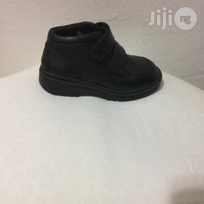Clearance Sales Marks Spencer Back to School Boys Leather Shoes | Children's Shoes for sale in Lagos State, Nigeria