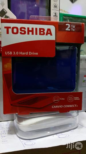 Toshiba USB 3.0 Hard Drive 2TB | Computer Hardware for sale in Lagos State, Ikeja