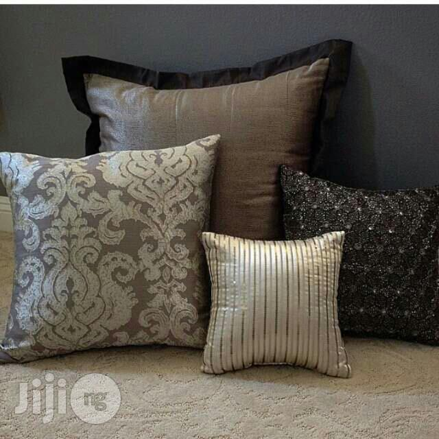 The Throw Pillows