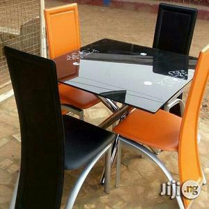 Imported Portable 4 Seater Dining Table