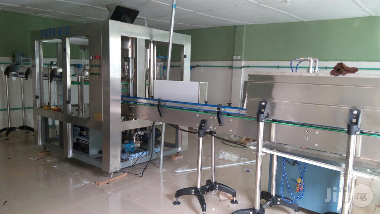 Lepepet Water Project Machinery And Tools Ltd | Manufacturing Services for sale in Ojo, Lagos State, Nigeria