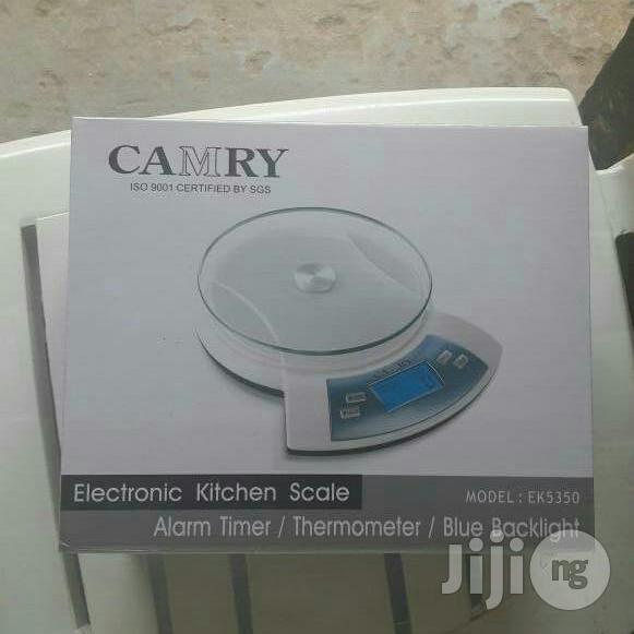 5kg Digital Scale Camry
