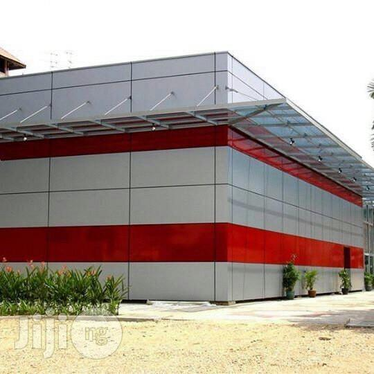 Wall Cladding And Aluminum Works | Building & Trades Services for sale in Lagos Island (Eko), Lagos State, Nigeria