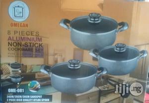 3pcs Non Stick Pot | Kitchen & Dining for sale in Lagos State, Lagos Island (Eko)