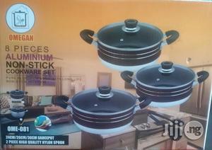 3pcs Non-Stick Pot | Kitchen & Dining for sale in Lagos State, Lagos Island (Eko)