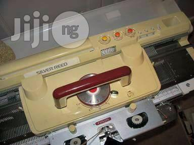 Tokunbo Knitting Machine With Complete Accessories | Manufacturing Equipment for sale in Maryland, Lagos State, Nigeria