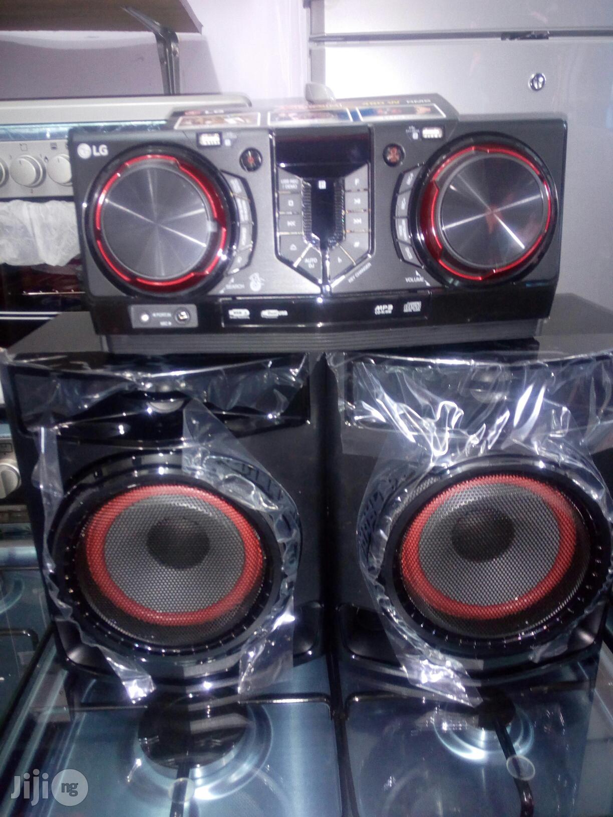 LG Mini Hifi System