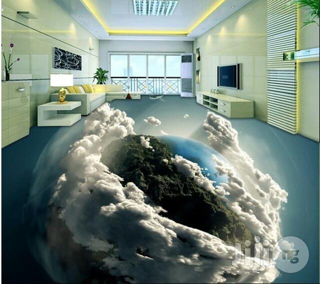 Archive: Admirable 3D Epoxy Floor Designs