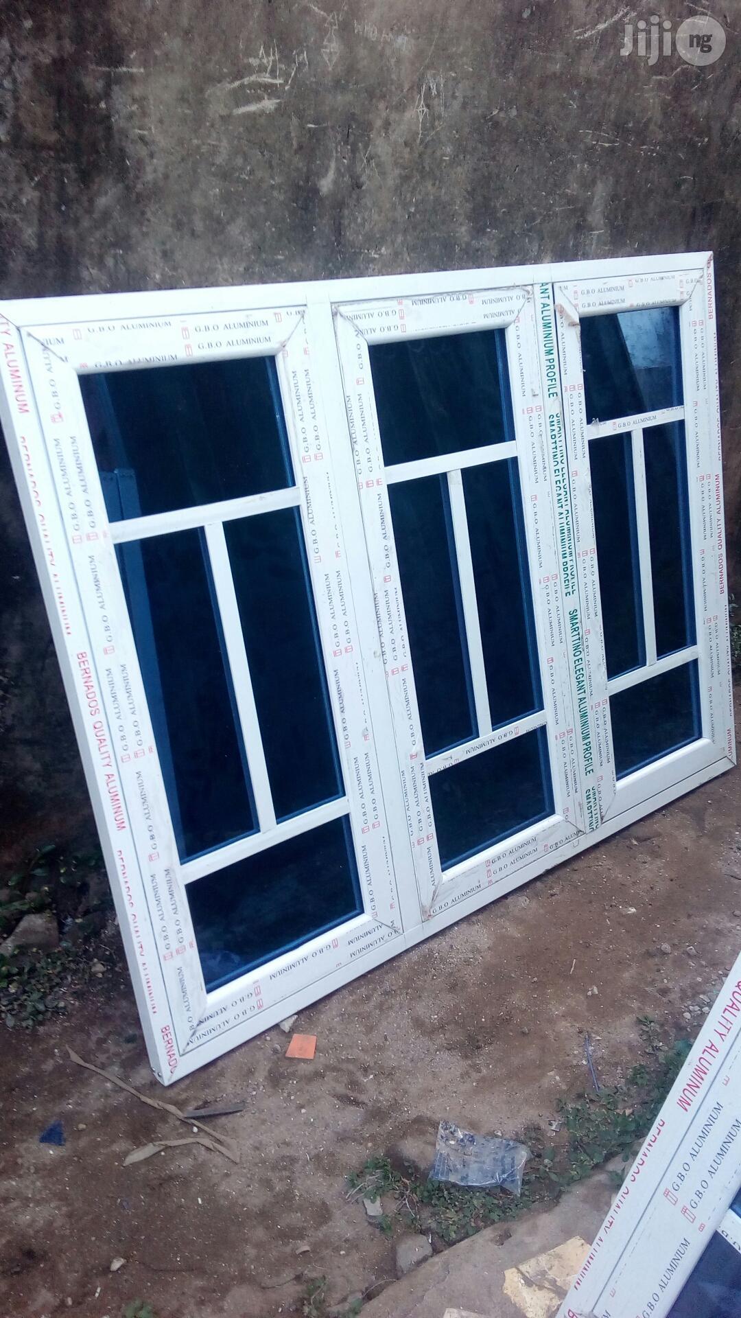 1500mm by 1200mm Aluminium Casement Window