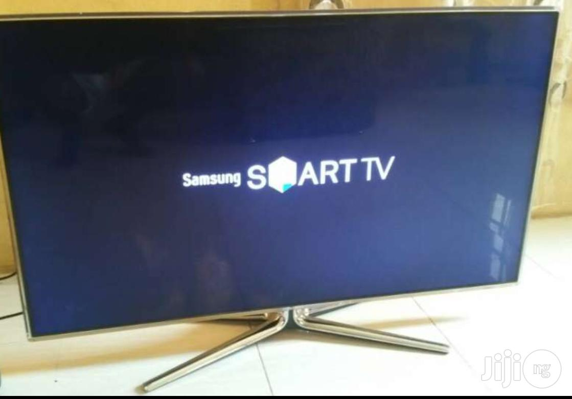 UK Used Samsung 40inch Smart 3D HDTV Wifi Direct | TV & DVD Equipment for sale in Ojota, Lagos State, Nigeria