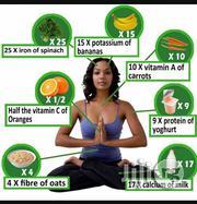 Moringa Leaf Powder | Vitamins & Supplements for sale in Lagos State, Shomolu