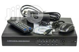 8 Channel Digital Video Recorder Support AV,VGA,HDMI,USB,Audio,Alarm