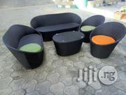 High Quality Executive Complete Set of Cane Chair With One Table by 5 | Furniture for sale in Lagos State, Ojo
