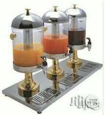 Manuel Juice Dispenser 3 Chamber | Restaurant & Catering Equipment for sale in Lagos State, Ojo