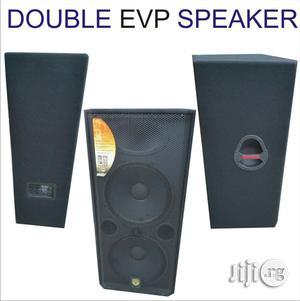 Double Evp Speaker   Audio & Music Equipment for sale in Lagos State, Mushin