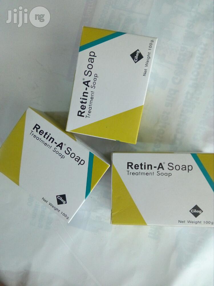 Retina A Soap ( Treatment Soap)