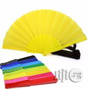 Plastic Foldable Hand Fans As Ideal Souvenir   Stationery for sale in Lagos State, Ikeja
