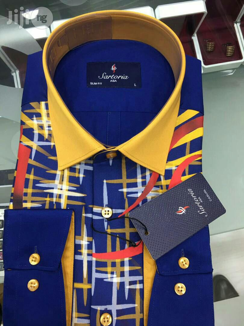 Classic Mens Shirt - MATADOR | Clothing for sale in Lagos Island (Eko), Lagos State, Nigeria