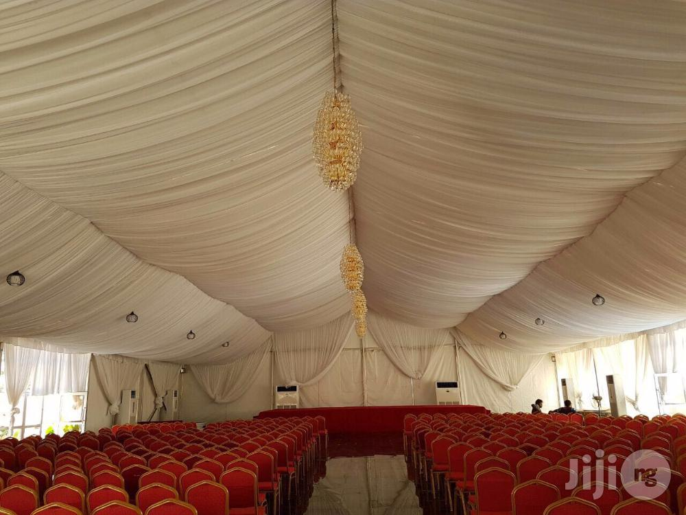 Marquee Tent And Installation,Repairs And Laundries | Camping Gear for sale in Ifako-Ijaiye, Lagos State, Nigeria