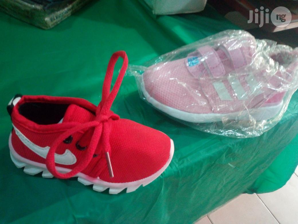 Children Adidas Nd Nike Canvas