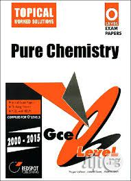 GCE A Level Chemistry Topical | Books & Games for sale in Lagos State, Surulere