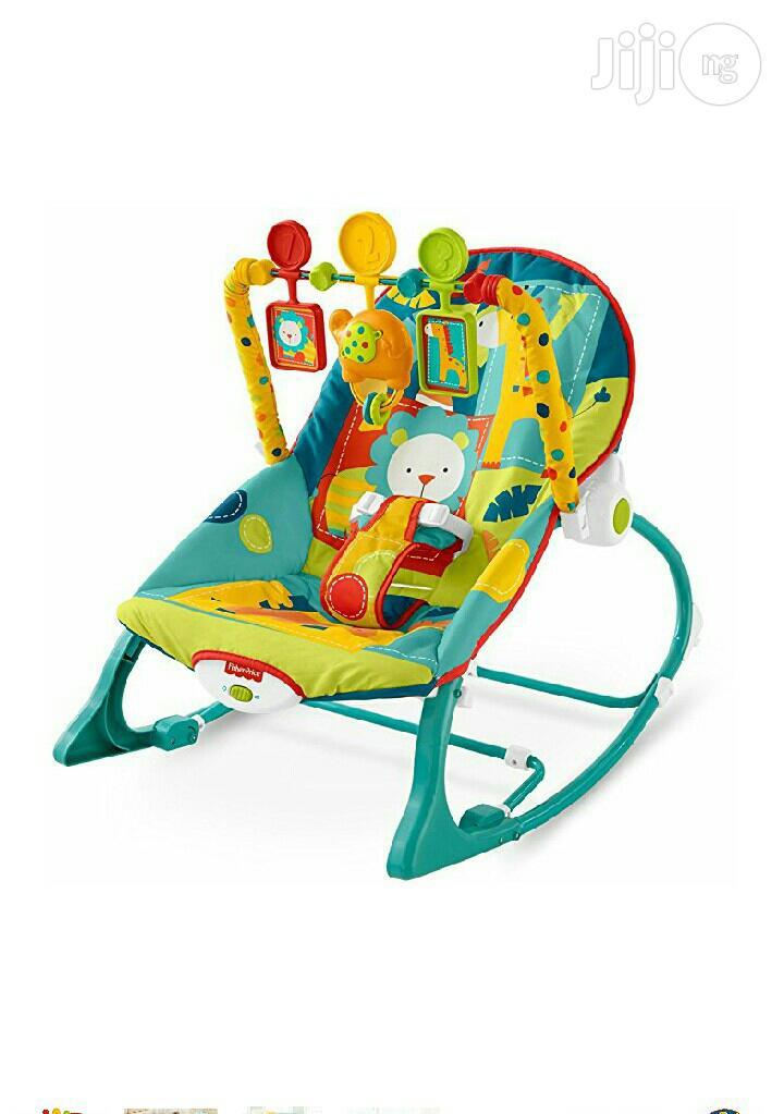 Fisher Price Infant to Toddler Rocker(US)