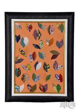 Ankara Wall Frame - Handmade (Black Friday) | Arts & Crafts for sale in Lagos State, Ojodu