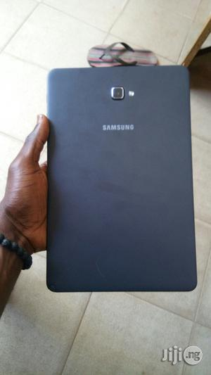 Samsung Galaxy Tab a 10.1 16 GB Black   Tablets for sale in Lagos State, Ikeja