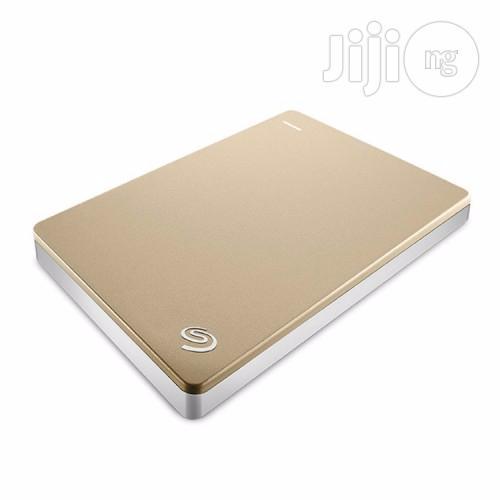 Seagate Slim Portable External USB 3.0 Hard Drive - 4TB