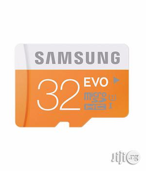 Samsung Micro SD Card - 32GB   Accessories for Mobile Phones & Tablets for sale in Lagos State, Ikorodu