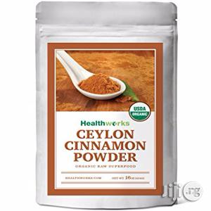 Ceylon Cinnamon Powder For Diabetes, Weight Loss, Joint Pains, Candida   Vitamins & Supplements for sale in Lagos State, Lekki