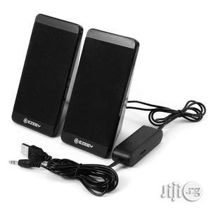 Ezeey S5 Portable USB 3.5mm Computer Speaker
