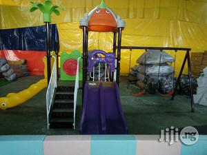 Heavy Duty Swings With Slides,Syeps And Play Area | Toys for sale in Lagos State, Amuwo-Odofin