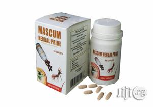 Impotency And Weak Erection Cure - Mascum Herbal Pride   Sexual Wellness for sale in Abuja (FCT) State, Kubwa