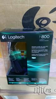 Logitech Wireless Headset | Headphones for sale in Lagos State, Ikeja