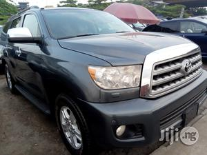 Toyota Sequoia 2012 Gray | Cars for sale in Lagos State, Apapa
