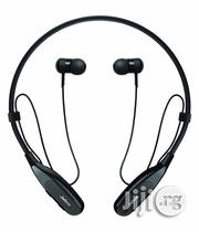 Jabra Halo Bluetooth Headset - Black | Headphones for sale in Lagos State, Ikorodu